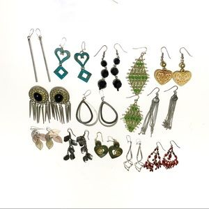 FREE pair of Earrings with purchase